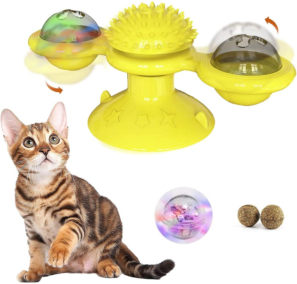 awesome cat toy