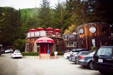 Big Sur Coast Gallery cafe