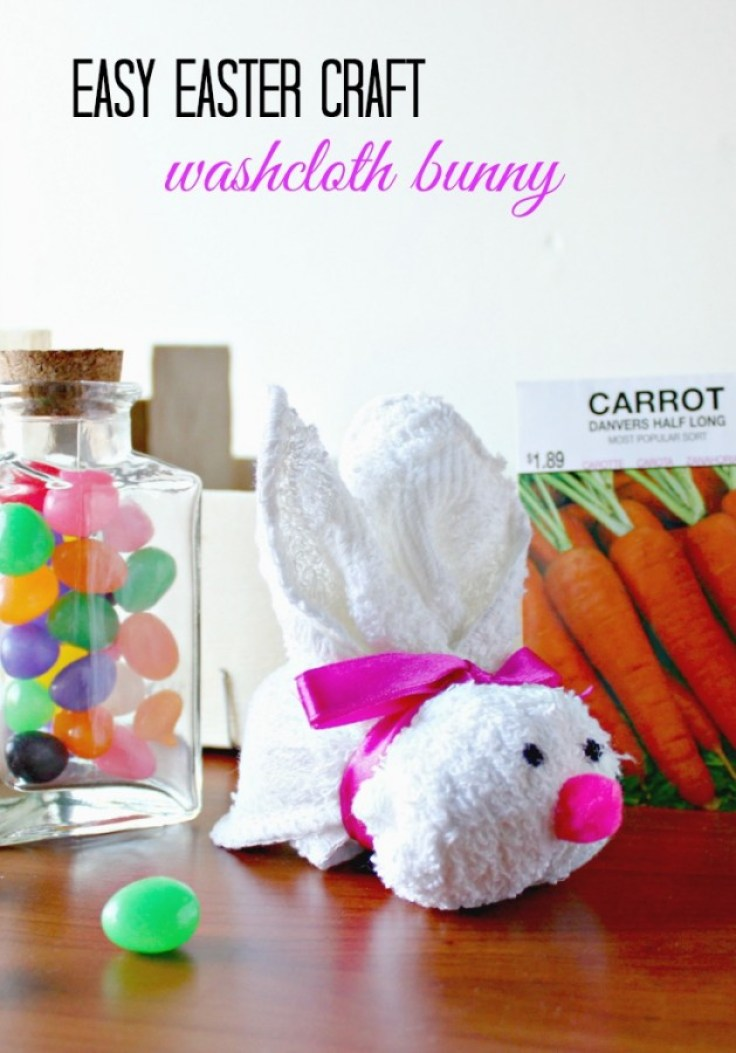 These fun and easy Easter crafts are a great way to celebrate Easter with your family