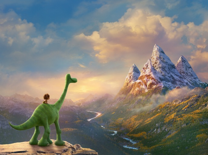 Talking with Director Peter Sohn about research trips for The Good Dinosaur