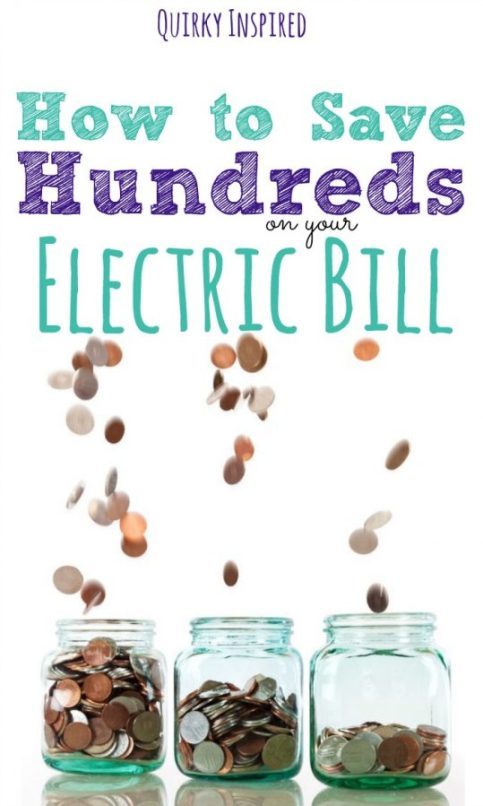 How to Save Money on Electric Bill by Quirky Inspired