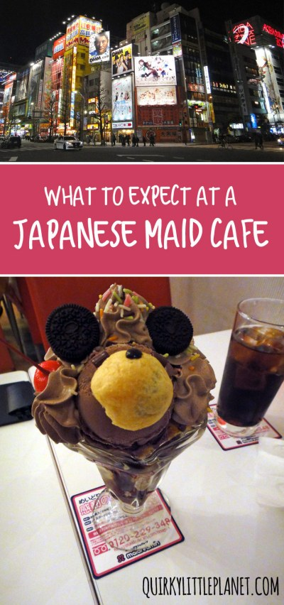 What to expect at a Japanese Maid Cafe