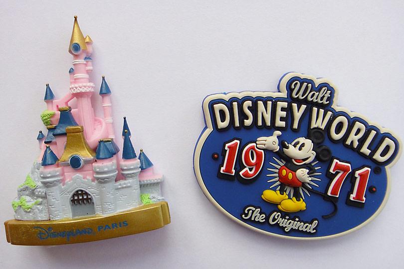 Disney fridge magnets