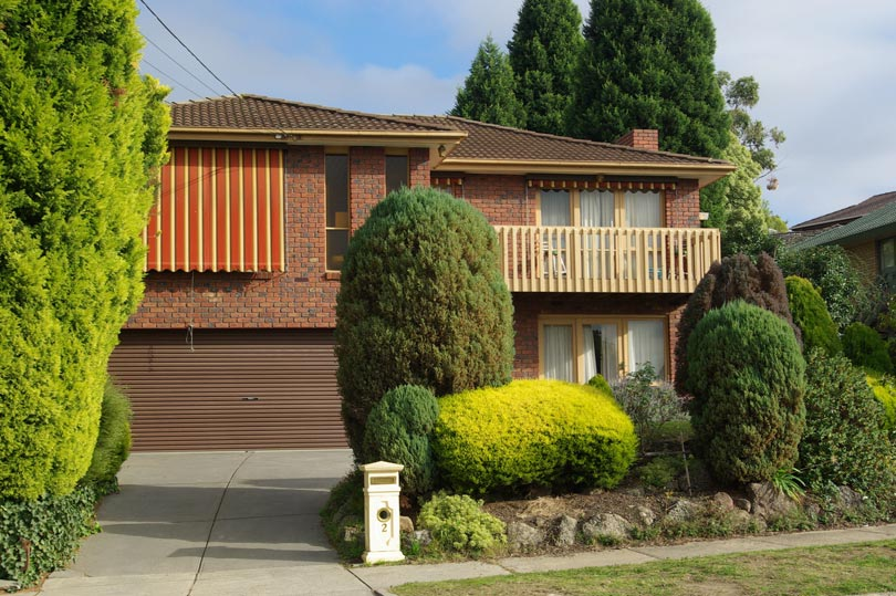 Ramsay Street - one of the houses on the Neighbours Tour