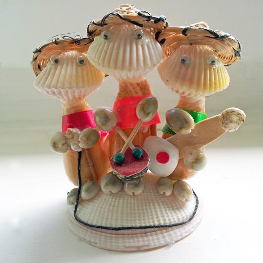 mariachi seashell band