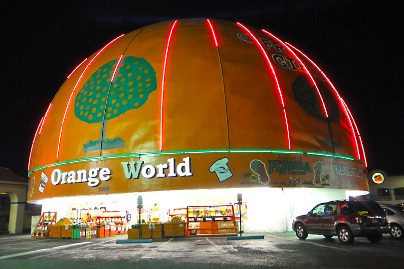 Orange World Kissimmee Orlando