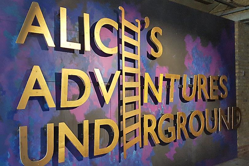 Alice's Adventures Underground London