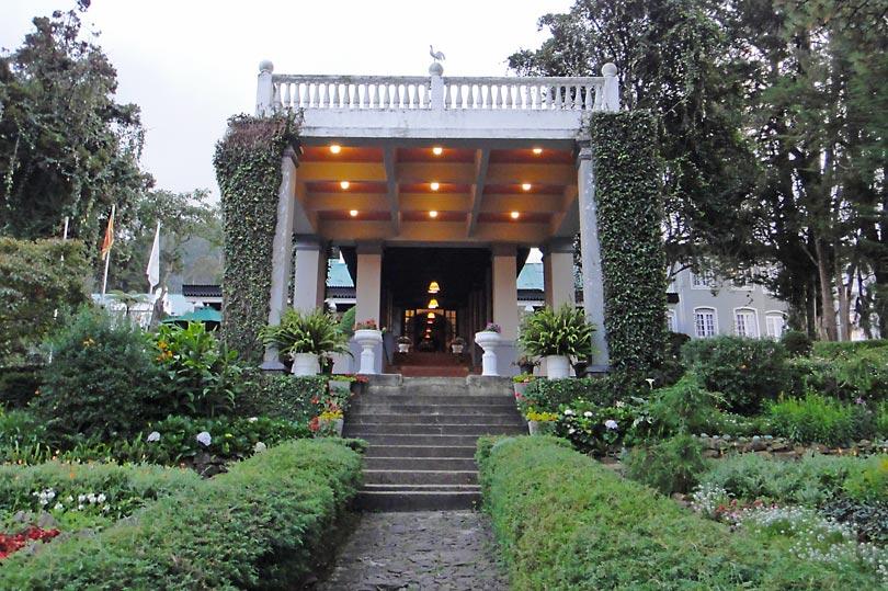 St Andrews Hotel, Nuwara Eliya, Sri Lanka
