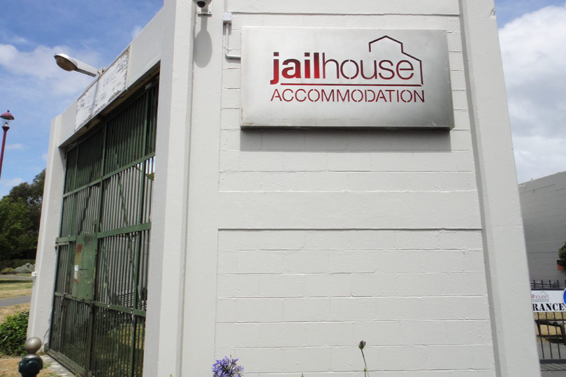 The Jailhouse Accommodation, Christchurch, New Zealand