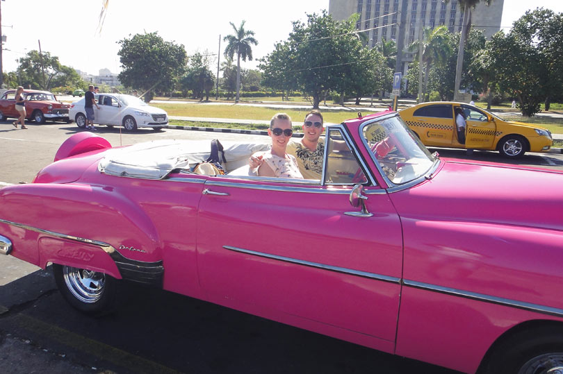 C is for Cuba ...follow my blog for Alphabet Dating adventures