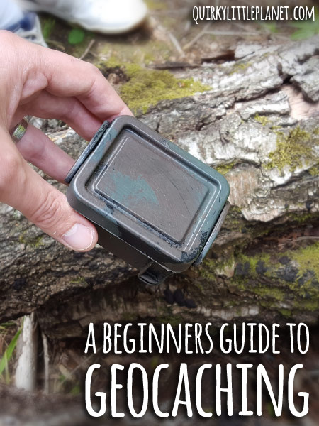 A beginners guide to geocaching