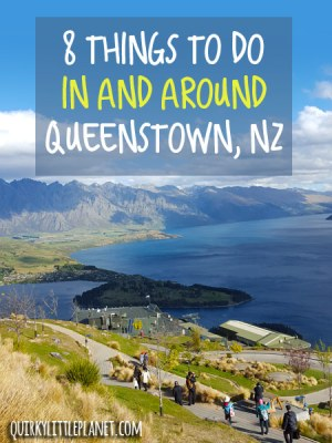 8 things to do in and around Queenstown New Zealand