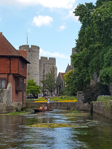 Beautiful Canterbury, Kent