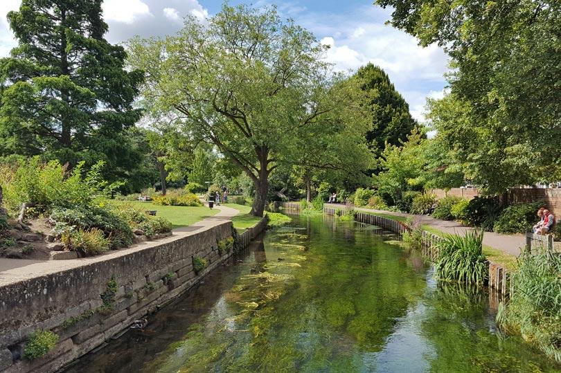 Punting Canterbury