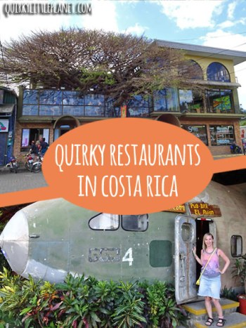 Quirky restaurants in Costa Rica