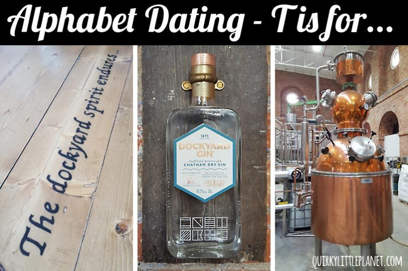 Alphabet Dating - T is for Tasting Tour