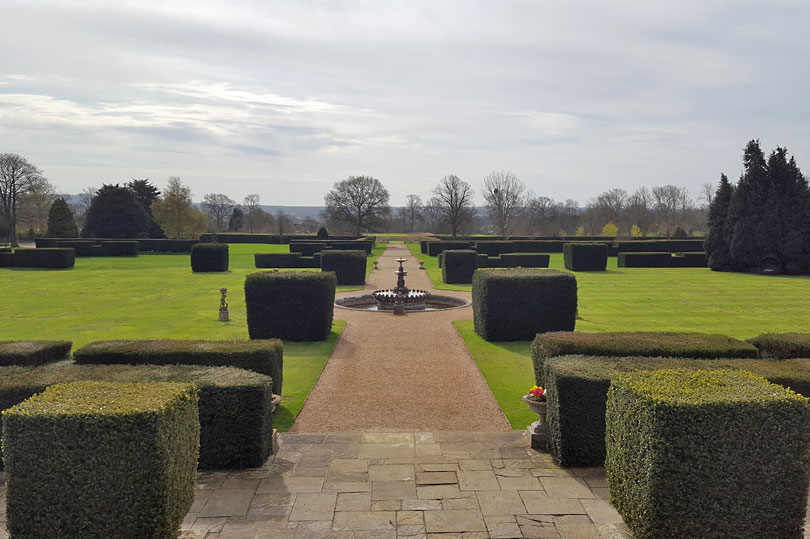 gardens at eastwell