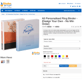 Binder Wizard - Product Page