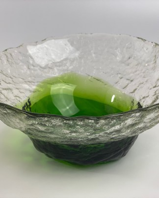 Humppila glass bowl