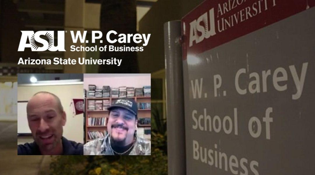 WordPress Development Q&A for WP Carey School of Business ASU