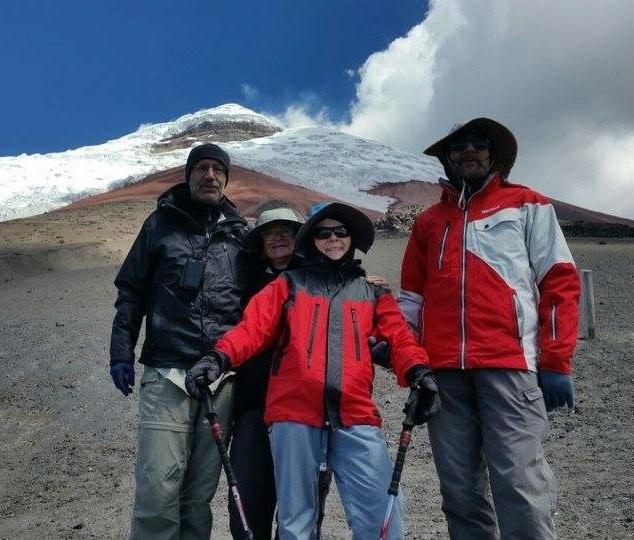 Cotopaxi Volcano - Epic Hike - Travel Ecuador | Quirutoa