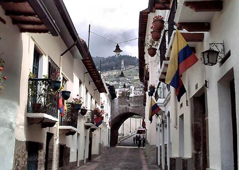 Quito's Historic Center - Travel Ecuador | Quirutoa