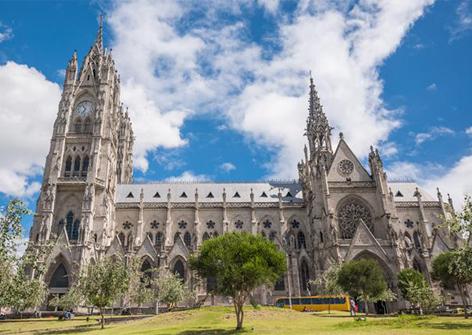 Churches in Quito - Ecuador Travel | Quirutoa