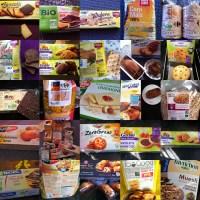 Les produits sans gluten industriels...