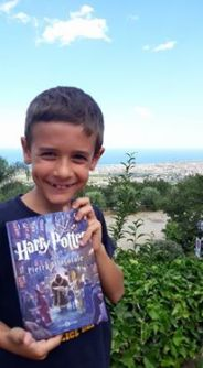 Harry Potter in Sicilia