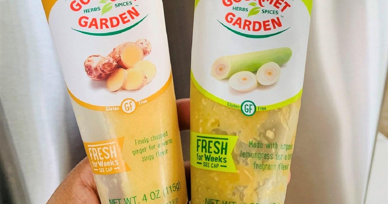 S.Y.L. Winner #3 – Gourmet Garden Stir-in Pastes