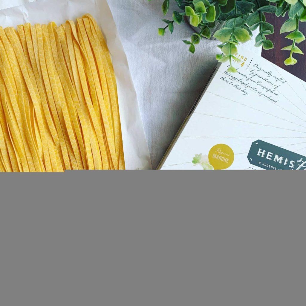 Mediterranean Vegetable Pasta_noodles