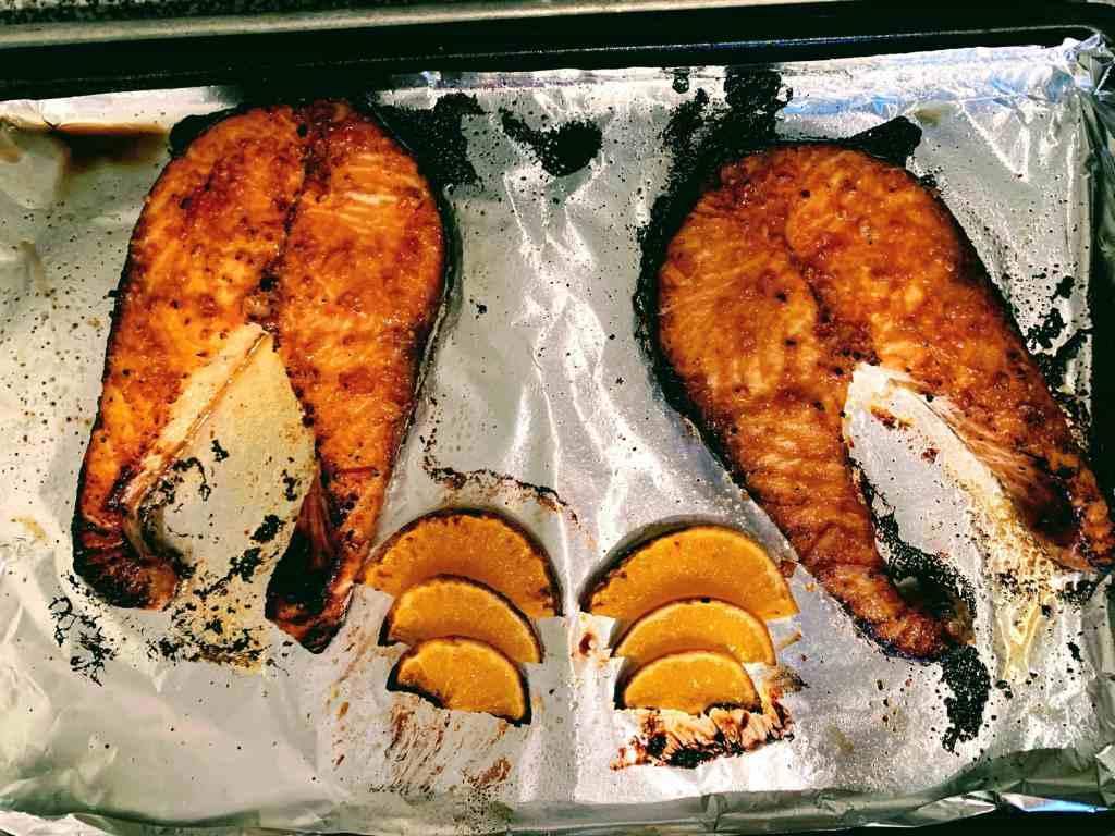 Orange Ginger Salmon_bake