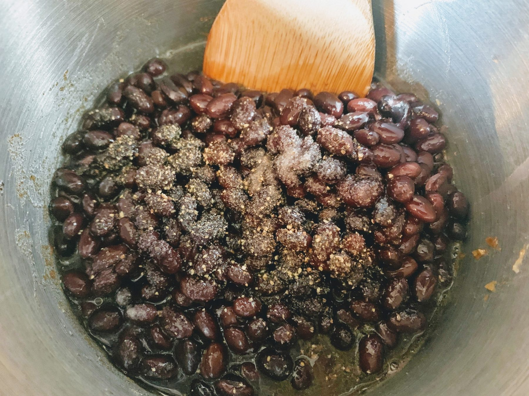 Super Savory Black Beans_add beans