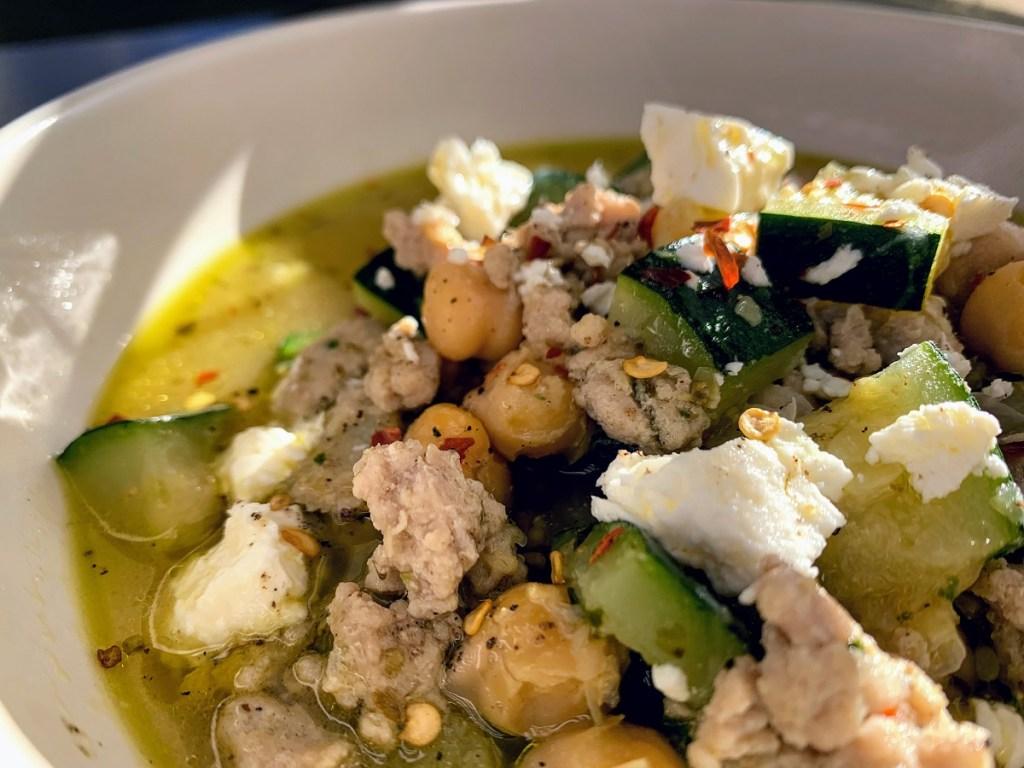 Mediterranean Chicken Soup_close up 2_1200px