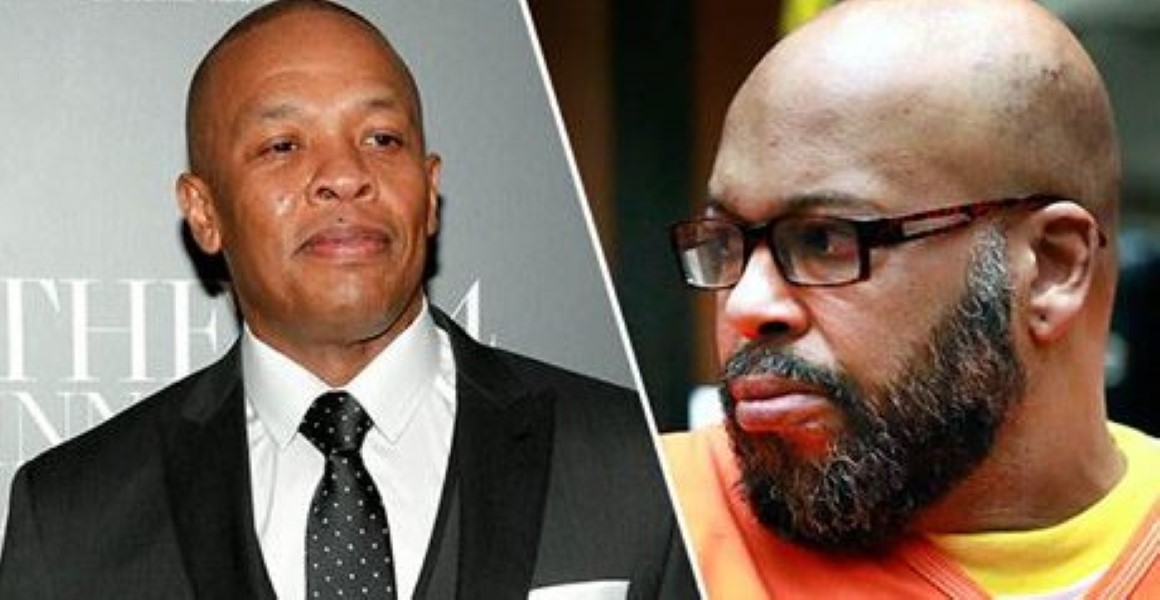 Suge Knight Sues Dr. Dre, Claims He Hired a Hitman to Kill Him [Warning: Graphic Video]