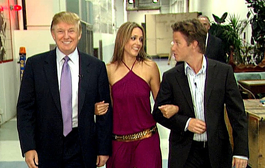 "Billy Bush Fired From NBC After Trump ""Access Hollywood"" Interview"