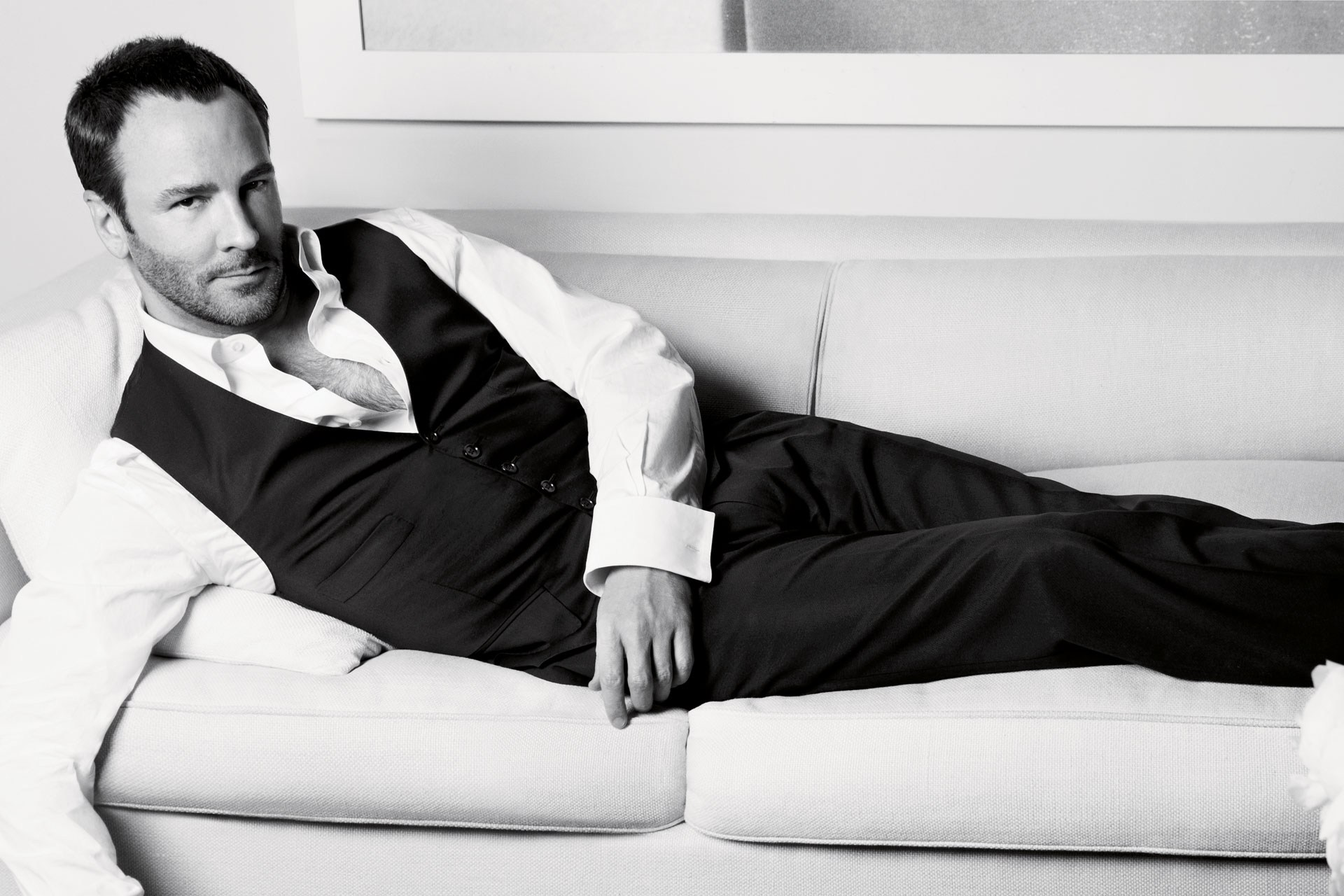 Tom Ford Thinks All Men Should Be Penetrated At Least Once