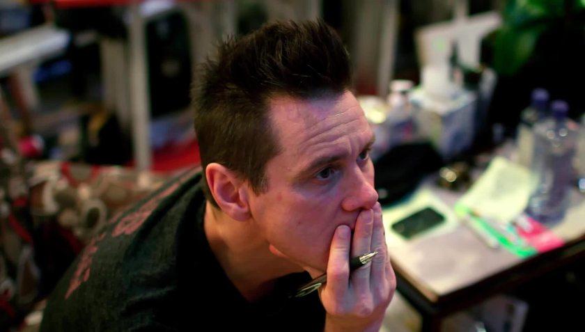 """Jim Carrey, 'la máscara' oculta de un artista en color · Fotograma """"Jim Carrey: I Needed Color"""""""