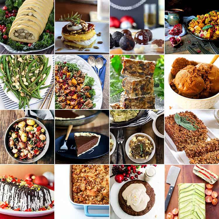 16 Amazing Vegan Christmas Salads Sides Mains And Desserts Quite Good Food