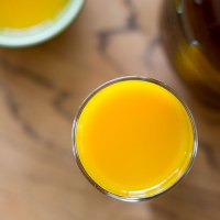 Jamu: Indonesian turmeric and ginger health tonic