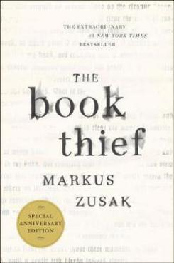 book thief new