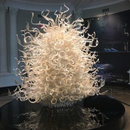 Chihuly chandelier