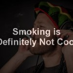 Smoking is not cool