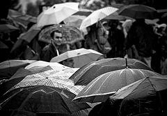 L'agoraphobie n'est pas la peur de la foule, mais la peur de la peur de la foule.