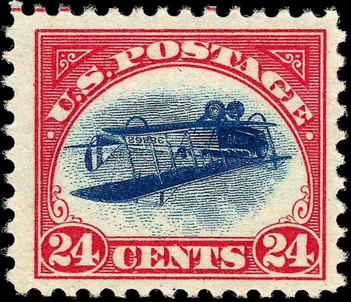 oops us airmail 1918