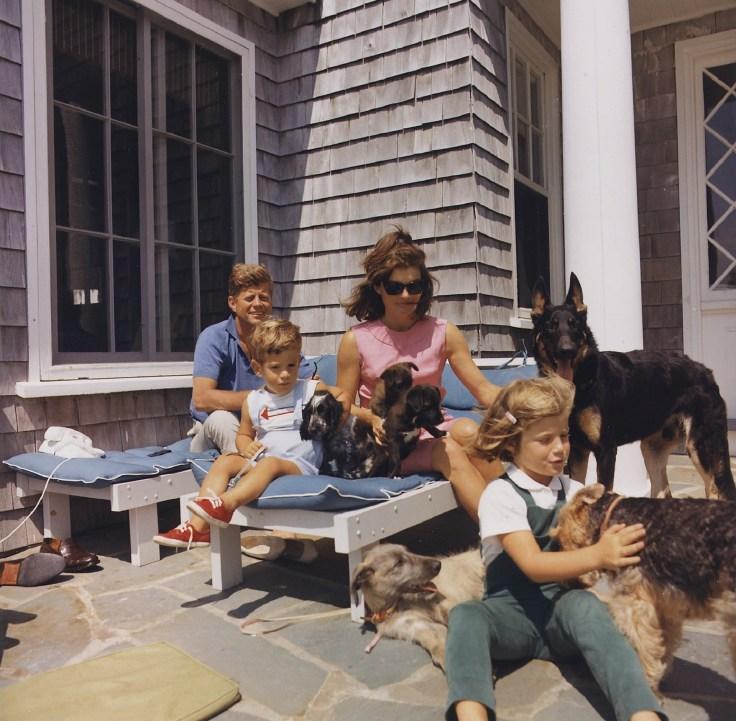 JFK Family