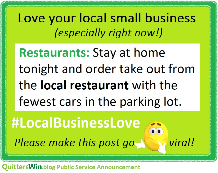 love your local small business