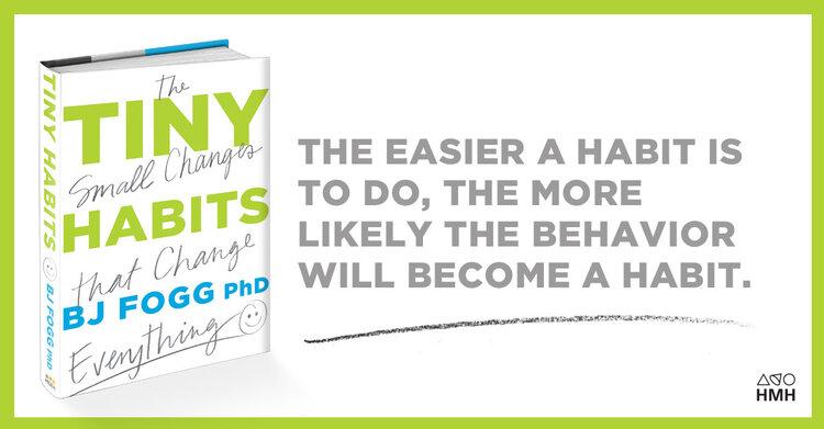 Tiny Habits Expert Library