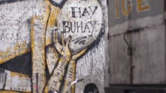Wallpainting in Intramuros