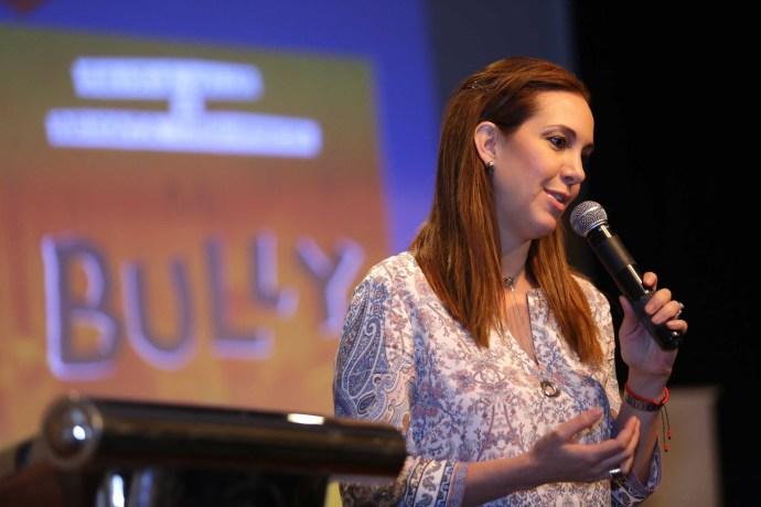 Trixia Valle Herrera, directora de la Fundación En Movimiento